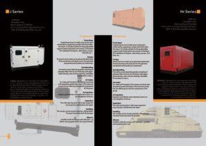 Catalogo di 20 facciate dimensioni: 297x210 mm. Pagine interne.