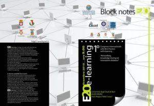 Copertina block notes